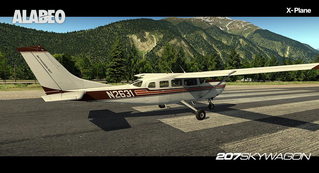 C207 SKYWAGON для X-Plane - simFlight RUSSIA