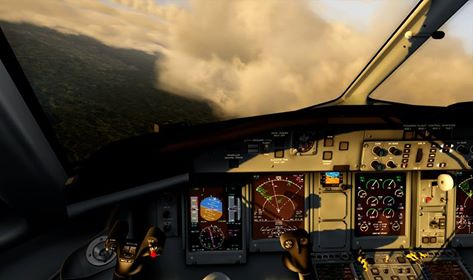 Majestic Software Dash 8-Q400 ver 3 3 3 17556 • simFlight Россия
