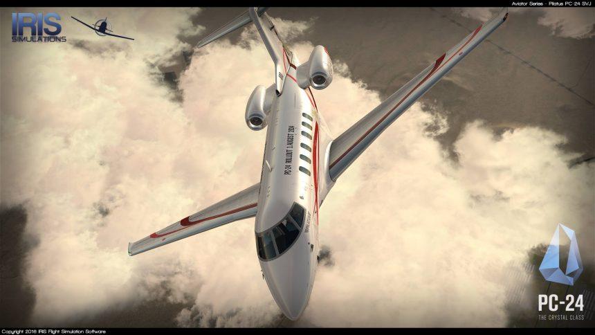 IRIS — Aviator Series — Pilatus PC-24 SVJ