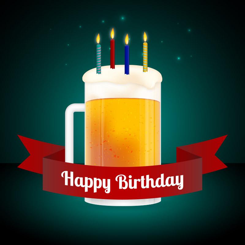 Открытка пивовару с днем рождения, роме день