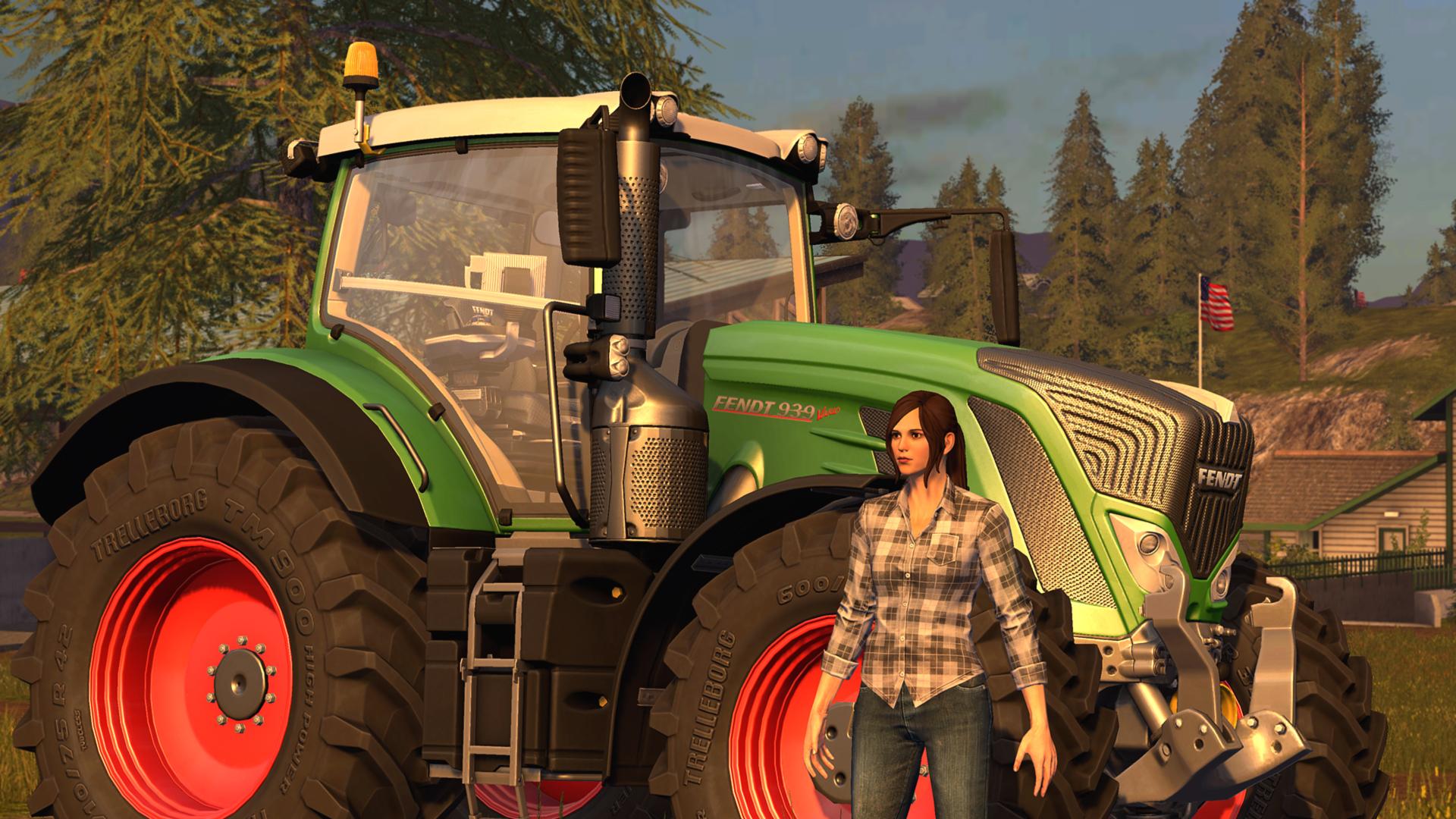 Релиз Farming Simulator 17 - simFlight RUSSIA