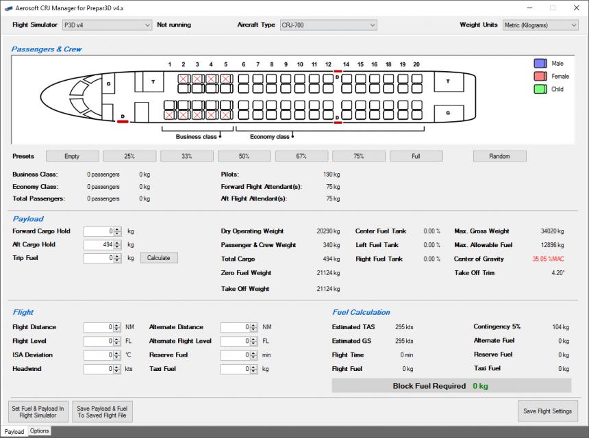 Aerosoft CRJ 700/900 X обзор • simFlight Россия