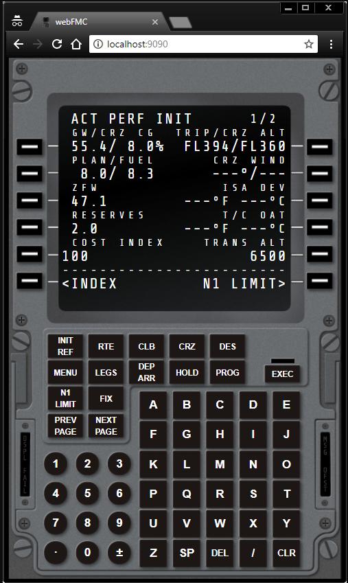 WebFMC 1 0 + TK Zibo Modification 1 0 6 • simFlight Россия