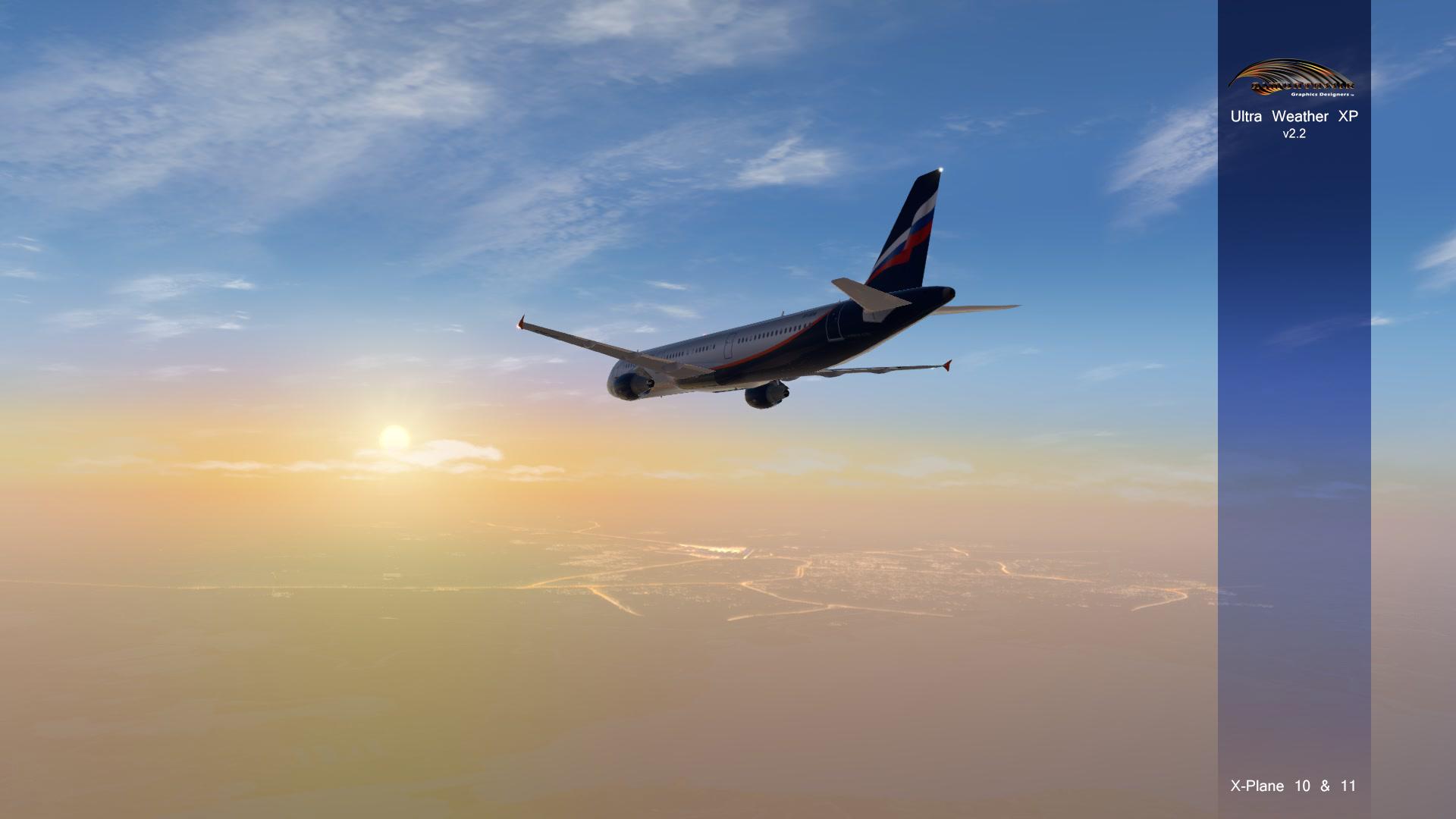 Scenery x plane 11