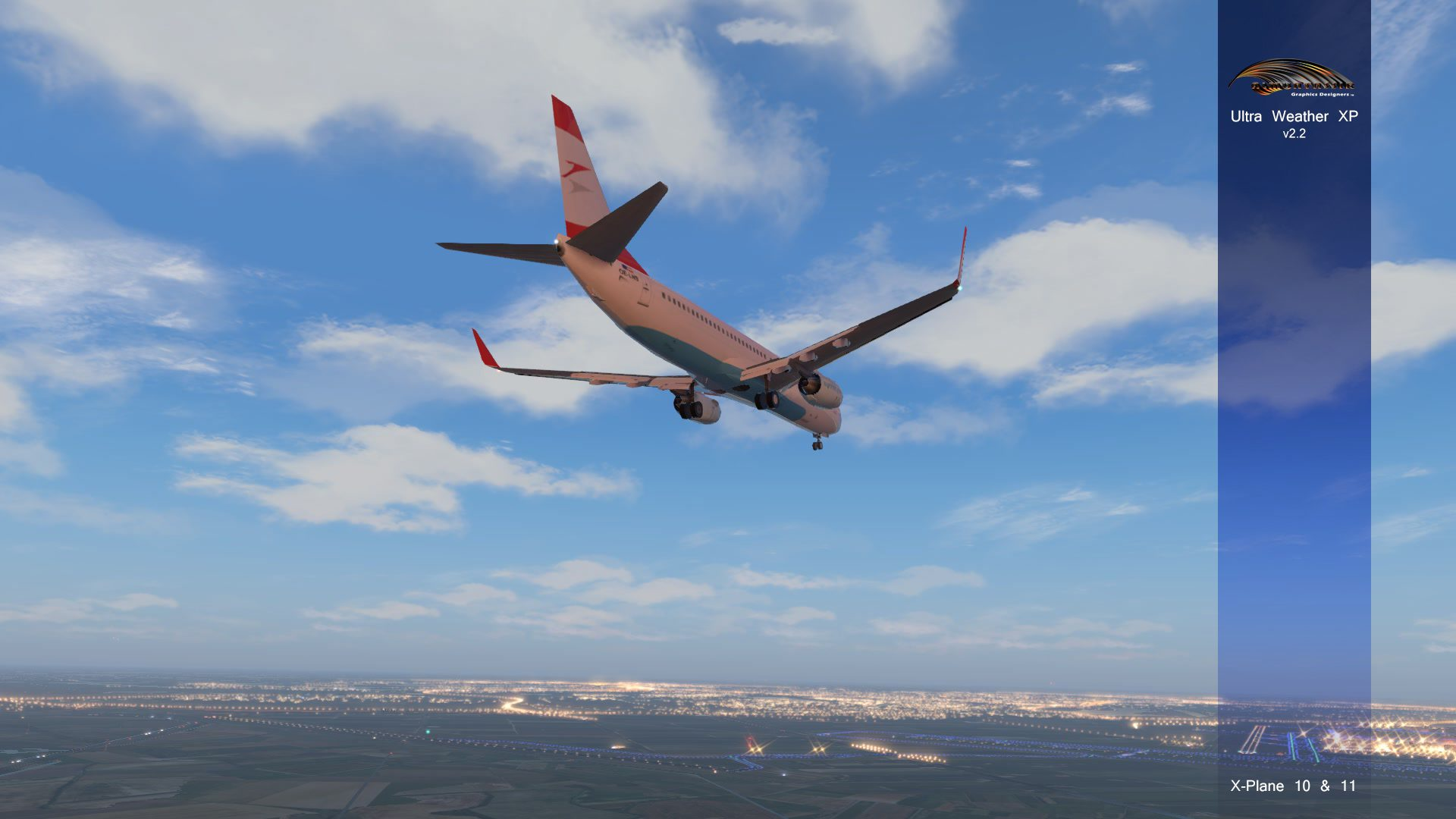 Ultra Weather XP версия 2 3 • simFlight Россия