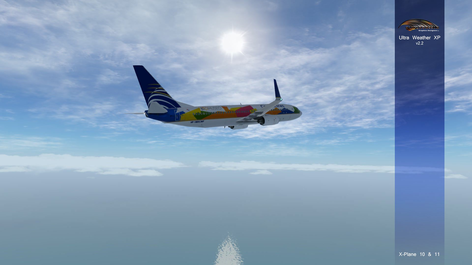 Ultra Weather XP версия 2 3 • simFlight Россия