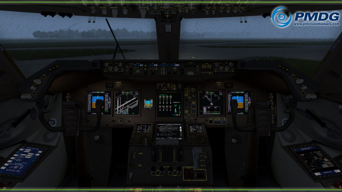 PMDG 747-8 Queen Of The Skies II Expansion Pack релиз