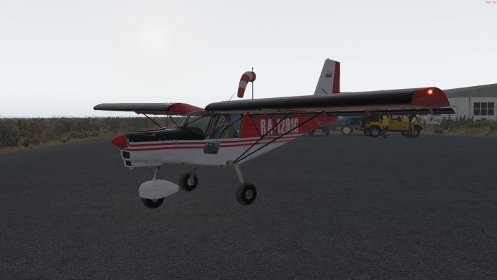 Mad Flight Studio SP-30