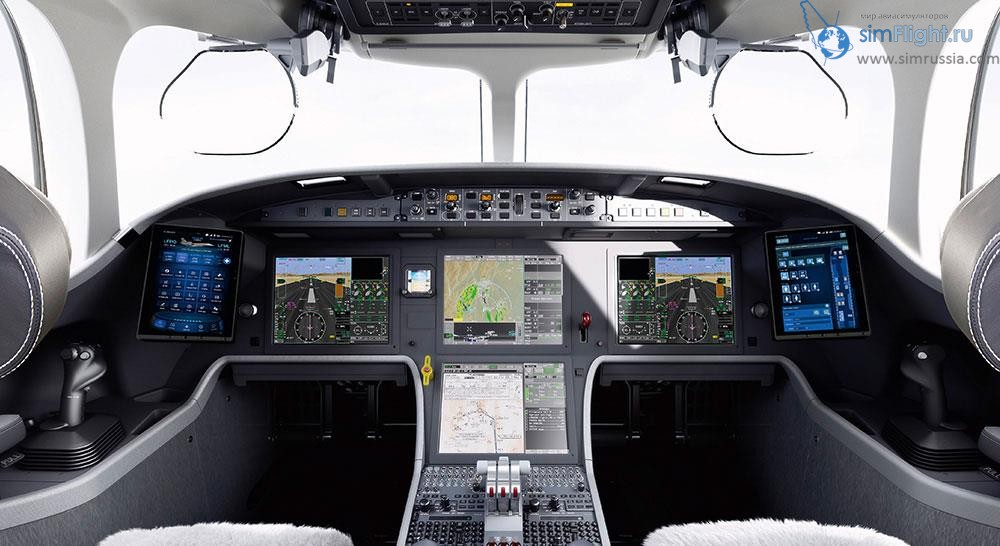 Aerobask Dassault Aviation Falcon 8X • simFlight Россия